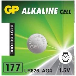 Батарейка ДЖИ-ПИ GP alkaline 177 - LR66 (G4)
